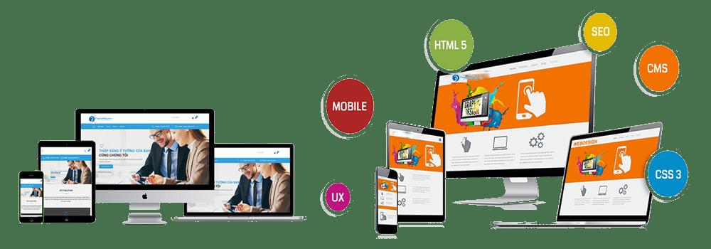 Công ty thiết kế website tại TPHCM chuẩn SEO, chuyên nghiệp
