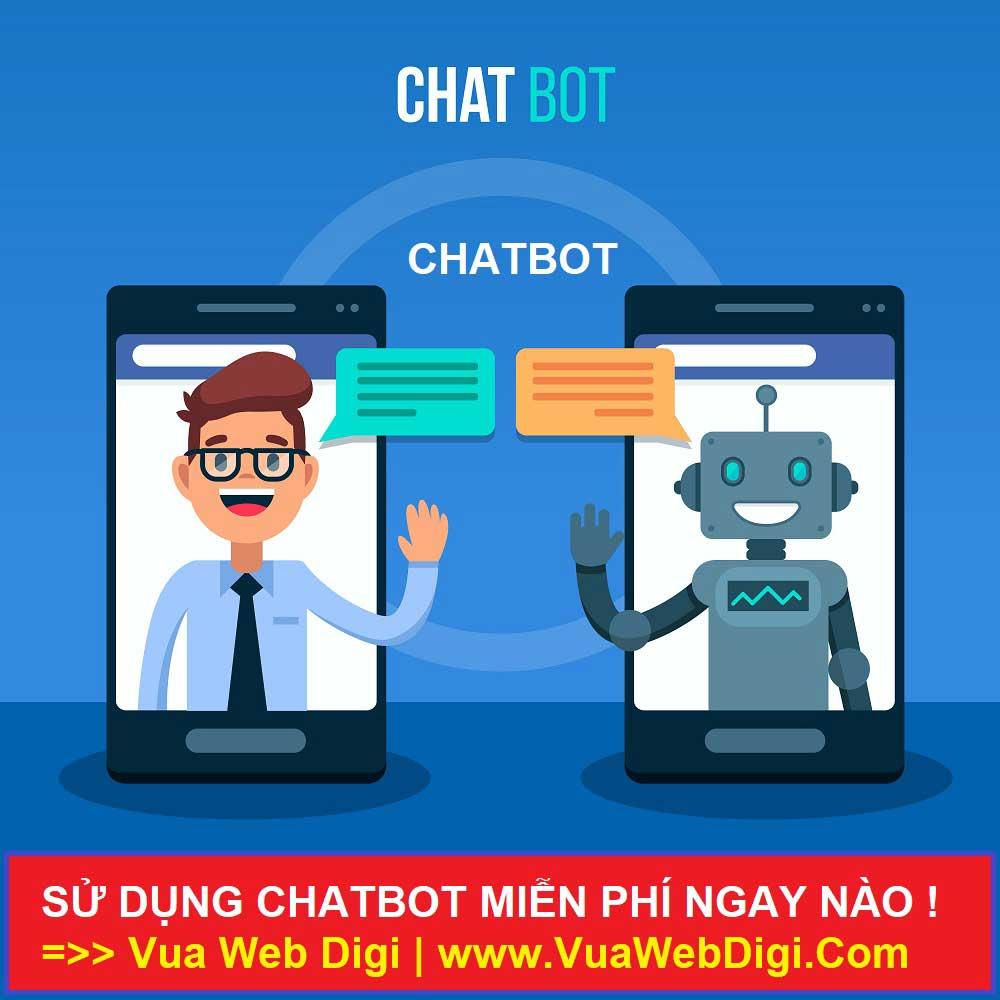 Chatbot là công cụ chăm sóc khách hàng và bán hàng online hiệu quả