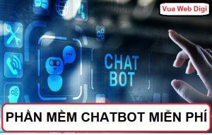 Phần mềm Chatbot miễn phí
