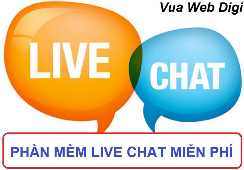 Phần mềm Live Chat miễn phí