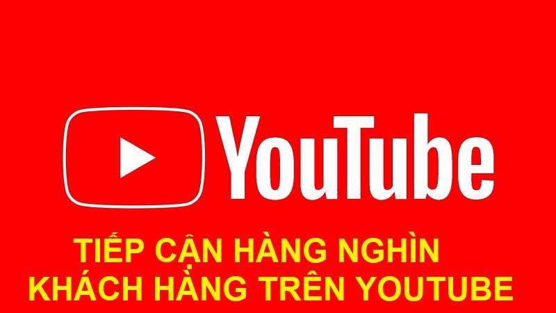 Tìm kiếm khách hàng tiềm năng trên Youtube