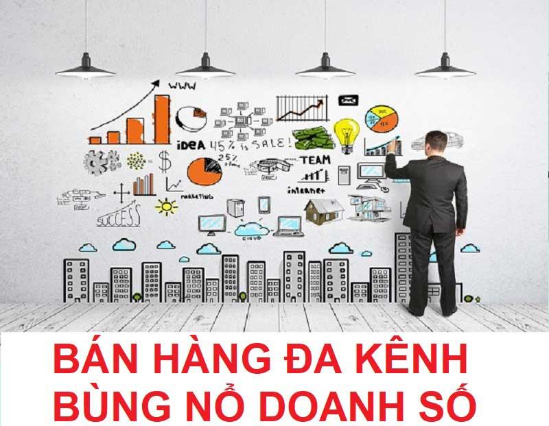 Xây dựng các kênh kinh doanh online tại nhà thành công